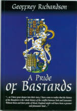 Cover of A Pride of Bastards by Geoffrey Richardson