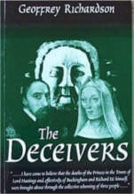 Cover of The Deceivers by Geoffrey Richardson