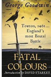 Cover of Fatal Colours by George Goodwin