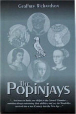 Cover of The Popinjays by Geoffrey Richardson